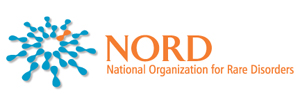 National Organization for Rare Diseases logo
