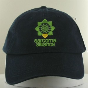 Saccoma Front of Hat Proof  PUB31322